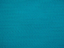 Dress Net Fabric Flo Blue SOLD BY A ROLL OF 40 METRES FREE P+P