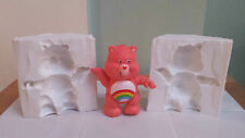 3D CARE BEAR SILICONE MOULD FOR CAKE TOPPERS, CHOCOLATE, CLAY ETC