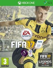FIFA 17 Feat. Ultimate Team Legends Xbox One * NEW SEALED PAL *