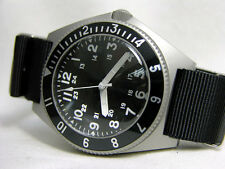 U.S. NAVY UDT SEALs TYPE-II (ETA 2824 ) AUTOMATIC DIVERS WATCH