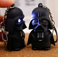 Darth Vader Keyring LED Light w/Sound Keychain NEW USA - Star Wars Pinball Keys!