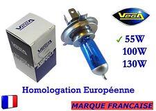 """► Ampoule Xénon VEGA® """"DAY LIGHT"""" Marque Française H4 55W 5000K Auto Phare ◄"""