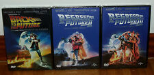 REGRESO AL FUTURO-BACK TO THE FUTURE-TRILOGIA 3 DVD-PRECINTADO-NUEVO-NEW-SEALED