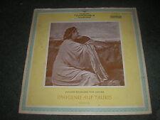 GOETHE-IPHIGENE AUF TAURIS 24 PAGE BOOKLET (NO RECORD) DEUTSCHE GRAMMAPHON