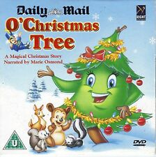 O'CHRISTMAS TREE - 48 minute CARTOON - MAIL PROMO DVD