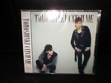 KPOP TVXQ TOHOSHINKI Catch Me - If you wanna- Bigeast Version w/photocard