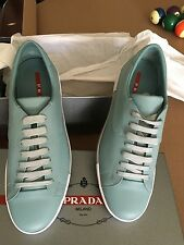 "PRADA MEN'S ""Vitello Golf"" Sneakers size US10.5"