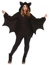 Sexy Leg Avenue Cozy BAT Cute Animal Furry Halloween Costume Plus Size 1X/2X
