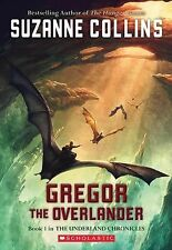 The Underland Chronicles: Gregor The Overlander book 1 by Suzanne Collins paperb