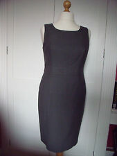 Smart Work Office Shift Dress size 14 by Papaya BNWT Grey machine washable