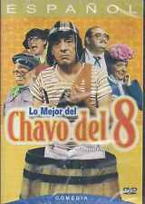 DVD  - Lo Mejor Del Chavo Del 8 ( Volume 3 ) NEW El Chavo FAST SHIPPING !