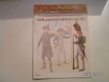 ** DelPrado Soldats Guerres Napoléoniennes n°2 campagnes d'Italie de Napoléon