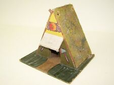 DDR Toy Wigwam Cowboy Indian, Mass, Castle Home