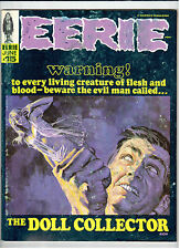 Warren Publishing EERIE #15 June 1968 vintage comic