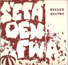 """RARE GERARD DALTON """"S'ETA OEN FWA"""" ACID FOLK LP"""