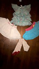 4-pc BNWT bundle tops skirts tights ESPRIT H&T Hello Kitty size 1