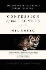 Confession of the Lioness : A Novel by Mia Couto (2016, Paperback)