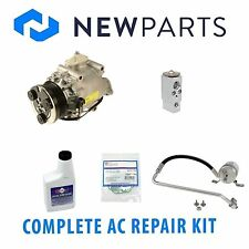 Ford Freestyle 05-07 Complete AC A/C Repair Kit With New Compressor & Clutch