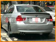 BMW E90 323i 330i 335i 4Dr Sedan Carbon Fiber OE Trunk Spoiler Wing 2005-2011