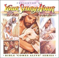 Your Story Hour Volume 3 cd album Bible comes Alive Series