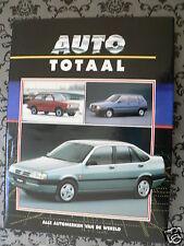 AUTO TOTAAL FIAT,500 TOPOLINO,1400,MILLICENTO,124,128,127,X1-9,RITMO,PANDA,CROMA