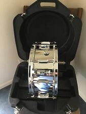"""Pearl Snare Drum 5"""" X 14"""" Chrome/steel"""