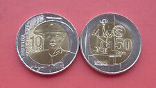 Philippines 2015 150th Annv. of the birth of Miguel Malvar 10 Piso Bimetal Coin