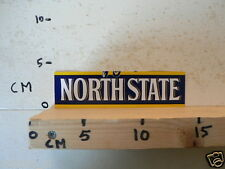 STICKER,DECAL NORTHSTATE NORTH STATE ROKEN SMOKING
