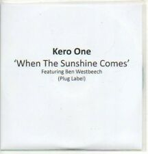 (862K) Kero One, When the Sunshine Comes - DJ CD