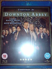 CHRISTMAS AT DOWNTON ABBEY - BLU-RAY (B) BNIB
