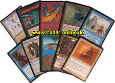 RARE PACK - Rot deutsch - 10 seltene original Magic Karten Sammlung Lot