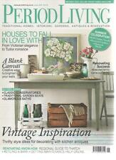 PERIOD LIVING MAGAZINE June 2011 Vintage Inspiration AL