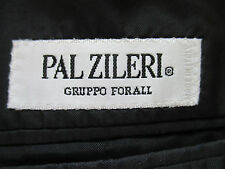 Pal Zileri Classic Navy Pinstripe Suit 44R 37x30 Exceptional Tailoring Fine Wool