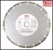 BGS - Diamond Tipped Cutting Wheel - 230 x 7 x 20/22.2 mm Dry Cutting - 3934