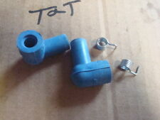 2  SPARK PLUG Boot and terminal  7mm FOR Tecumseh Briggs and Stratton Homelite