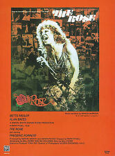 The Rose: Piano/Vocal/Chords, Sheet by Bette Midler (Paperback / softback)