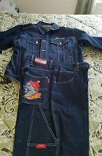 Fubu Platinum Men's Denim Outfit