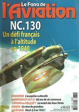 FANA DE L AVIATION N°389 NC.130 / CONCORDE / ANDERSON ET LE P-51 / CORSAIR