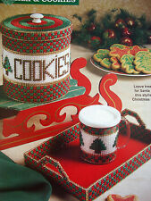 ''CHRISTMAS SET'' ~*~PLASTIC  CANVAS PATTERN~*~B