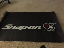 Snap On Tools 95th ANNIVERSARY NON SLIP FENDER COVER RARE HARD TO FIND