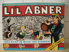 Li'l Abner  Al Capp Volume 15 Dailies: 1949 Kitchen Sink Press (BH3)