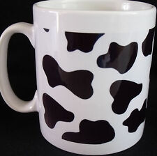 Cow Print Novelty mug