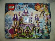 Lego Elves Skyras Mysterious Sky Castle Building Toy New, Box has been opened L3