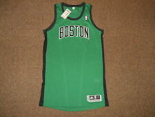Boston Celtics Green Alternate Blank Adidas Rev 30 Authentic Jersey sz L +2 New