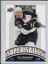 08-09 Upper Deck Ilya Kovalchuk Super Skills # SS7