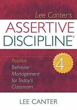 Lee Canter's Assertive Discipline By Canter, Lee | New (Trade Paper) BOOK