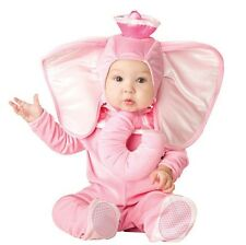 Toddlers Halloween Costume Infant Baby Girls Pink Elephant Cosplay Clothing 9-12