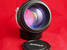 Nikon Nikkor-H 85mm 1,8 ähn. Minolta *TOP* adaptierbar an digital Sony 7r 7s 7