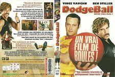 UNIQUEMENT LA JAQUETTE POUR DVD : DODGEBALL avec BEN STILLER, VINCE VAUGHN