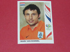 237 MARK VAN BOMMEL NEDERLAND PANINI FOOTBALL GERMANY 2006 WM FIFA WORLD CUP